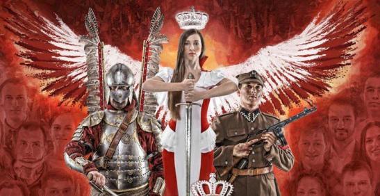 Polacy i miecz