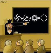 nazis &commie&zydzi-razem