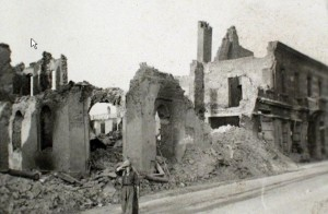 Zbombardowany Wielun