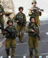 Israeli soldiers in Gaza