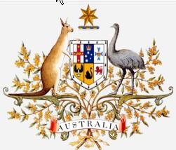 AUSTRALIA EMBLEM