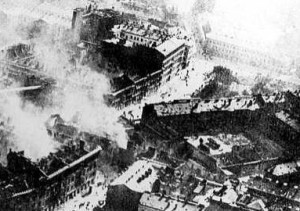Bombardment of Warsaw