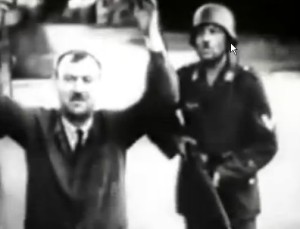 Jewish capo leading to death another jew