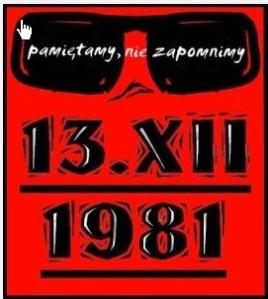 13 Grudnia 1981-Pamietamy