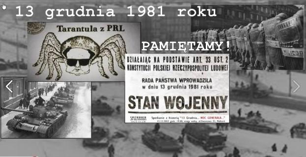 Pamietamy stan wojenny