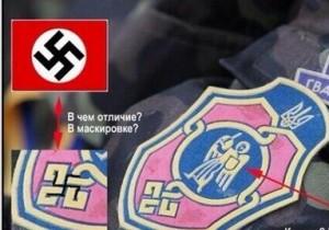 Ukro-nazi symbol
