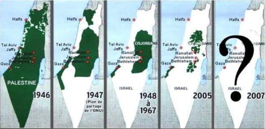 Palestine in 2007