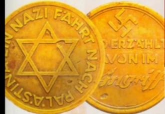 Zio-Nazi coin