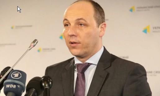 Andrij Parubij – żyd