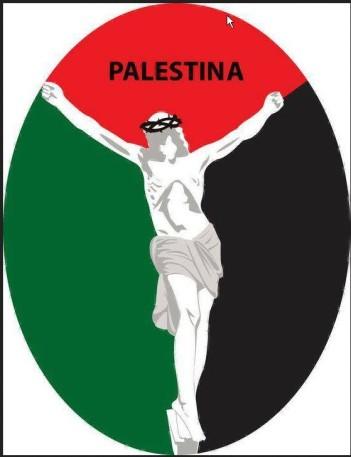 Crucified Palestina