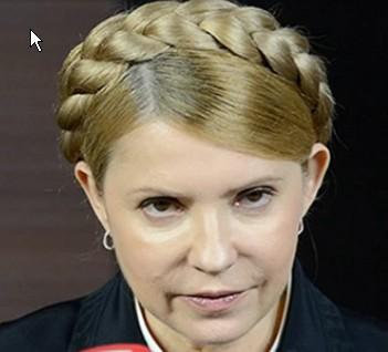Julia Tymoszenko (Cylia Kapitelman