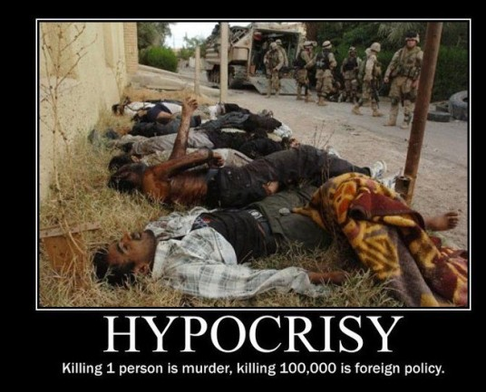 Hypocrisy-Killing 1 and killing 100