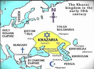 Khazar Kingdom in 10th Century