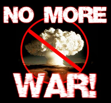 No more war 4