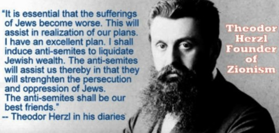 Its essential that the jewish suffering become worse