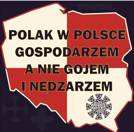 Polak w Polsce gospodarzem