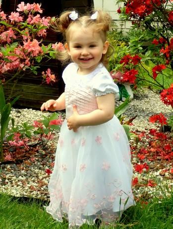 Biala Poleczka-dziecko