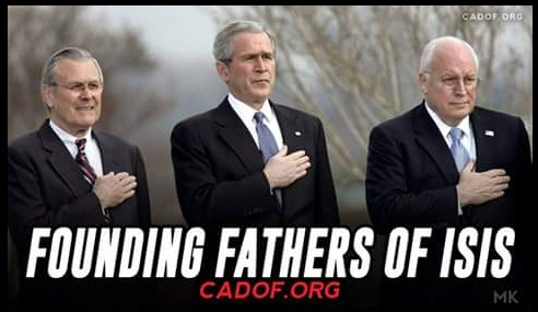 Founding fathers of ISIS