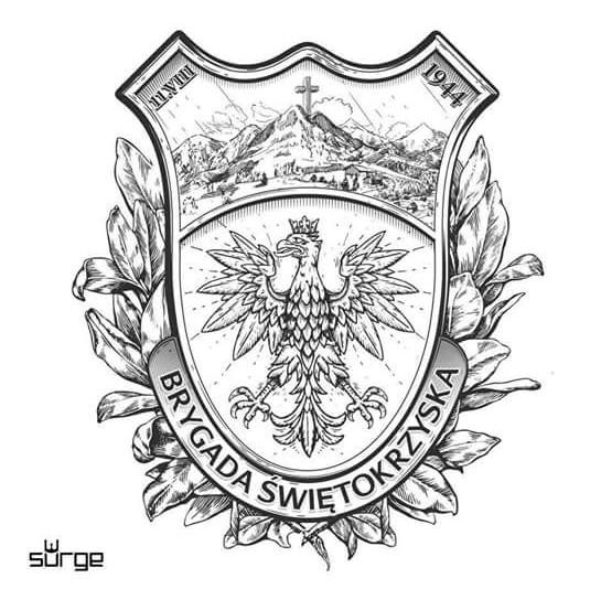 Brygada Swietokrzyska-emblem