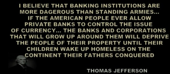 Dangerous banking institutions