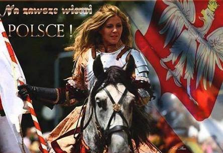 Na zawsze wierni Polsce -Husarka