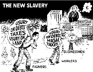 New way of slavery