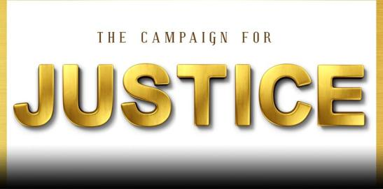 The campaign for Justice