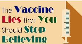 The vaccine lie
