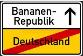 Bananen Republic- Deutschland