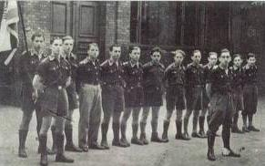 Bojowki zydowskie z Niemiec