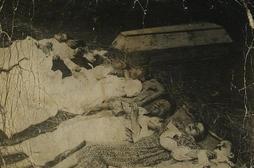 Massacre of Poles in Brance Zagorna