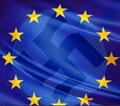 Nazi EU flag