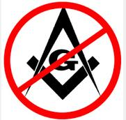 No to freemasonry