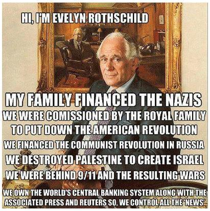 Rothschild about his family