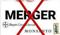 Say no to merger Bayer-Monsanto
