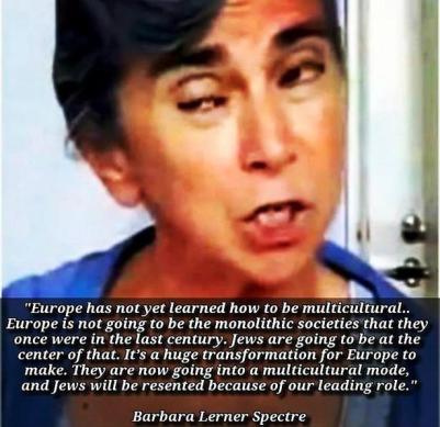 Spectre reprimanding Europe