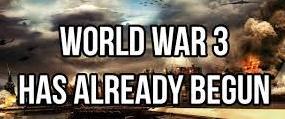 WW3 has already begun