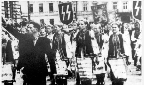 'Aryan' ukrainians