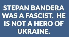 Bandera was a fascist