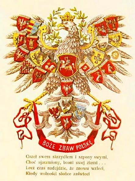 Boze Zbaw Polske