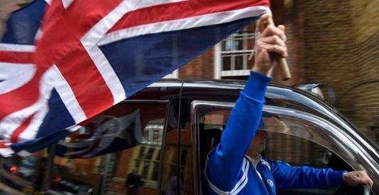 Britain exits EU