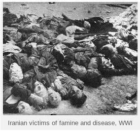 Dead Iranians - hunger