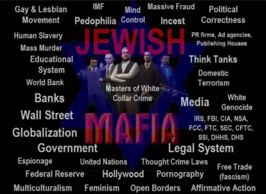 Jewish mafia
