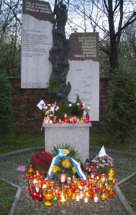 Monument dla ofiar wolynskich