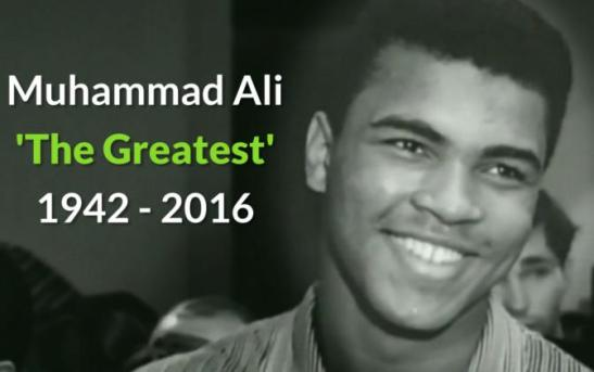 Muhammad ali-the greatest