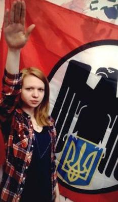 Nazi ukrainka