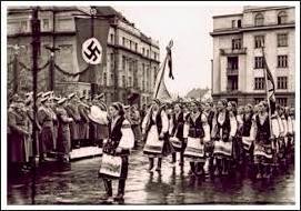 Nazistowskie ukrainki
