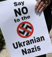 Say NO to ukrainian nazis