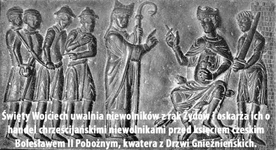 Swiety Wojciech uwalnia niewolnikow