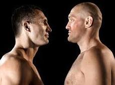 Tyson vs Klitschko